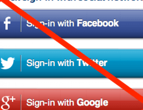 One-Click Signup: Why It Hurts Your App