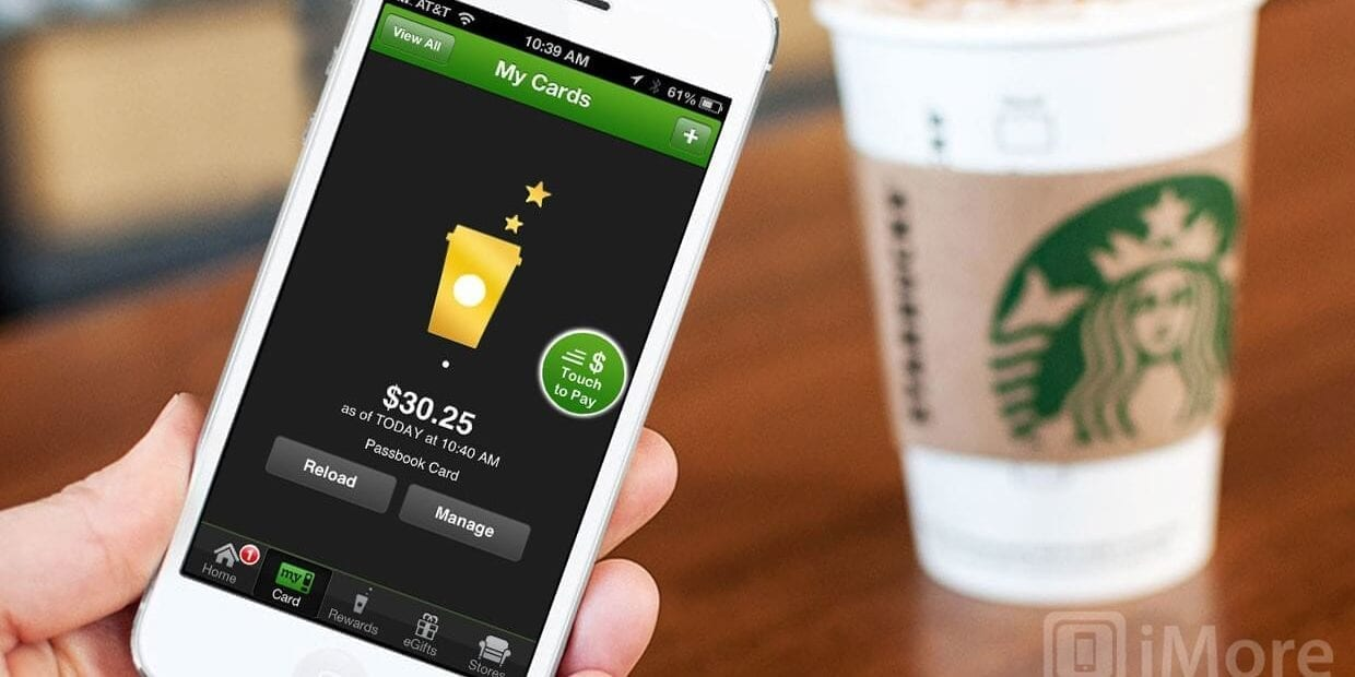 Starbucks App Is A Runaway Success Business Apps For Brands